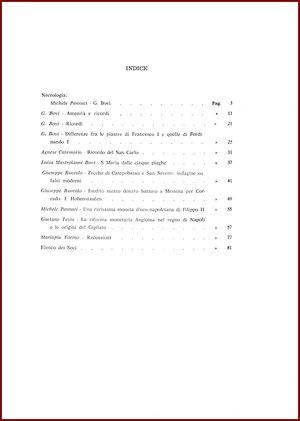 obverse: AAVV BOLLETTINO CIRCOLO NUMISMATICO NAPOLETANO 1979-80  1979-80 Brossura pp.132 BOLLETTINO  DEL CIRCOLO NUMISMATICO NAPOLETANO  ANNO LXIV – LXV GENNAIO DICEMBRE 1979-80     NAPOLI 1979-80  132 PP, GRANDE FORMATO  (300 X210 mm)  Molto raro  Articoli di Giovanni Bovi,  Giuseppe Ruotolo, Gaetano Testa,  Fiorino, Catemario  Ottime condizioni  PREZIOSO PER COLLEZIONISTI E STUDIOSI DI NUMISMATICABOLLETTINO  DEL CIRCOLO NUMISMATICO NAPOLETANO  ANNO LXIV – LXV GENNAIO DICEMBRE 1979-80     NAPOLI 1979-80  132 PP, GRANDE FORMATO  (300 X210 mm)  Molto raro  Articoli di Giovanni Bovi,  Giuseppe Ruotolo, Gaetano Testa,  Fiorino, Catemario  Ottime condizioni  PREZIOSO PER COLLEZIONISTI E STUDIOSI DI NUMISMATICABOLLETTINO  DEL CIRCOLO NUMISMATICO NAPOLETANO  ANNO LXIV – LXV GENNAIO DICEMBRE 1979-80     NAPOLI 1979-80  132 PP, GRANDE FORMATO  (300 X210 mm)  Molto raro  Articoli di Giovanni Bovi,  Giuseppe Ruotolo, Gaetano Testa,  Fiorino, Catemario  Ottime condizioni  PREZIOSO PER COLLEZIONISTI E STUDIOSI DI NUMISMATICABOLLETTINO  DEL CIRCOLO NUMISMATICO NAPOLETANO  ANNO LXIV – LXV GENNAIO DICEMBRE 1979-80     NAPOLI 1979-80  132 PP, GRANDE FORMATO  (300 X210 mm)  Molto raro  Articoli di Giovanni Bovi,  Giuseppe Ruotolo, Gaetano Testa,  Fiorino, Catemario  Ottime condizioni  PREZIOSO PER COLLEZIONISTI E STUDIOSI DI NUMISMATICABOLLETTINO  DEL CIRCOLO NUMISMATICO NAPOLETANO  ANNO LXIV – LXV GENNAIO DICEMBRE 1979-80     NAPOLI 1979-80  132 PP, GRANDE FORMATO  (300 X210 mm)  Molto raro  Articoli di Giovanni Bovi,  Giuseppe Ruotolo, Gaetano Testa,  Fiorino, Catemario  Ottime condizioni  PREZIOSO PER COLLEZIONISTI E STUDIOSI DI NUMISMATICABOLLETTINO  DEL CIRCOLO NUMISMATICO NAPOLETANO  ANNO LXIV – LXV GENNAIO DICEMBRE 1979-80     NAPOLI 1979-80  132 PP, GRANDE FORMATO  (300 X210 mm)  Molto raro  Articoli di Giovanni Bovi,  Giuseppe Ruotolo, Gaetano Testa,  Fiorino, Catemario  Ottime condizioni  PREZIOSO PER COLLEZIONISTI E STUDIOSI DI NUMISMATICABOLLETTINO  DEL CIRCOLO NUMISMATI