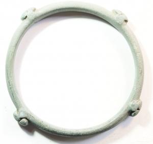 obverse: Celti. Celti Danubiani. III-I a.C. Premoneta circolare con globetti. Ae. Peso 46,55 gr. Diametro 79,00 mm. SPL. ex Martì Hervera.w