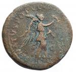 R/ Impero Romano - Traiano. 98-117 d.C. Asse. r/ Vittoria a ds. gr 10,28. MB+