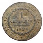 D/ Casa Savoia - Carlo Felice. 1 Centesimo 1826. Torino. Rame. Peso 1,6 gr. Diametro 19,2 mm. Pagani 133. BB+. Patina verde marrone