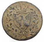 R/ Casa Savoia - Carlo Felice. 1 Centesimo 1826. Torino. Rame. Peso 1,6 gr. Diametro 19,2 mm. Pagani 133. BB+. Patina verde marrone