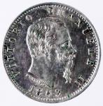 D/ Casa Savoia. Vittorio Emanuele II. 20 Centesimi 1863. Ag. Milano. Peso 1,00 g. Diametro 16 mm. Pagani 86. SPL\qSPL.dg