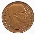 R/ Casa Savoia. Vittorio Emanuele III. 1900-1943. 5 Centesimi 1938 Impero. Peso 3,24 gr. Diametro 19,45 mm. SPL+.