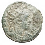 obverse: Varie - Nicaea Ae da catalogare. gr 3,68. mm 19,5. Buon esemplare con bellissima patina verde chiaro