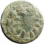 R/ Impero Romano. Augusto. 27 a.C.-14 d.C. Sesterzio. Ae. D/ Testa laureata verso destra DIVI F. R/ DIVOS IVLIVS in corona d' alloro. CR.535/2. Peso 11,75 gr. Diametro 28,53 mm. MB.