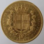 Carlo Alberto. 100 lire 1832 G