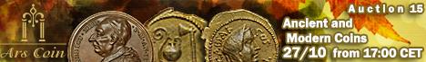 Banner Ars Coin Wien 15