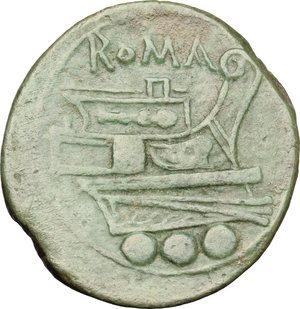 Reverse image of coin 112