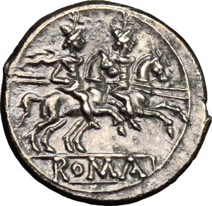 Reverse image of coin 117