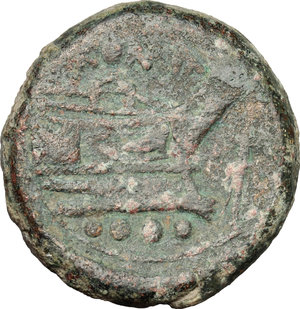 Reverse image of coin 136