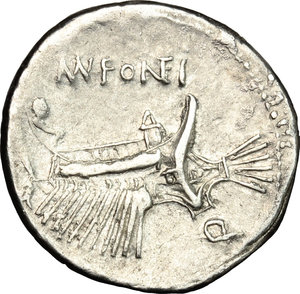 Reverse image of coin 201