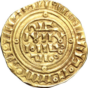 Reverse image of coin 691