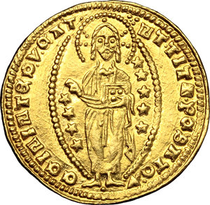 Reverse image of coin 695