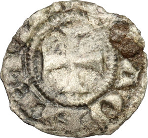 Reverse image of coin 697