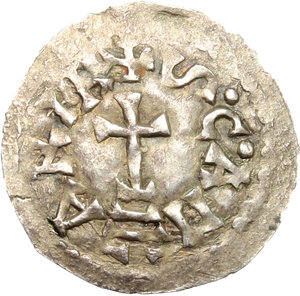 Reverse image of coin 702