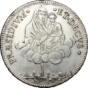 Reverse image of coin 703