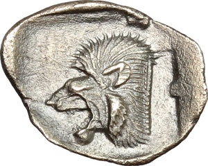 Reverse image of coin 82