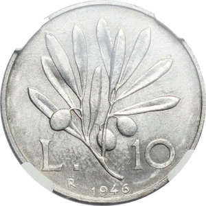 Reverse image of coin 911