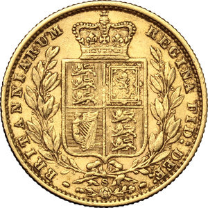 Reverse image of coin 912