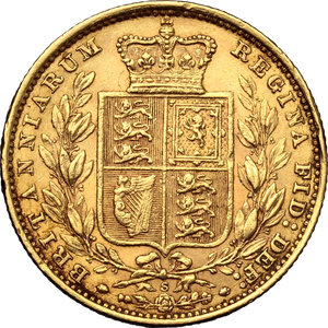 Reverse image of coin 913