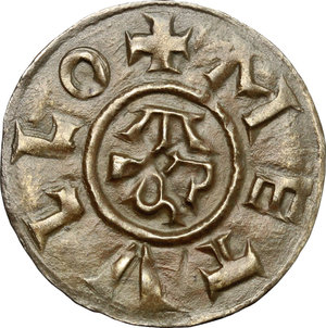 Reverse image of coin 922