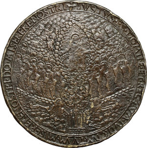 Reverse image of coin 946