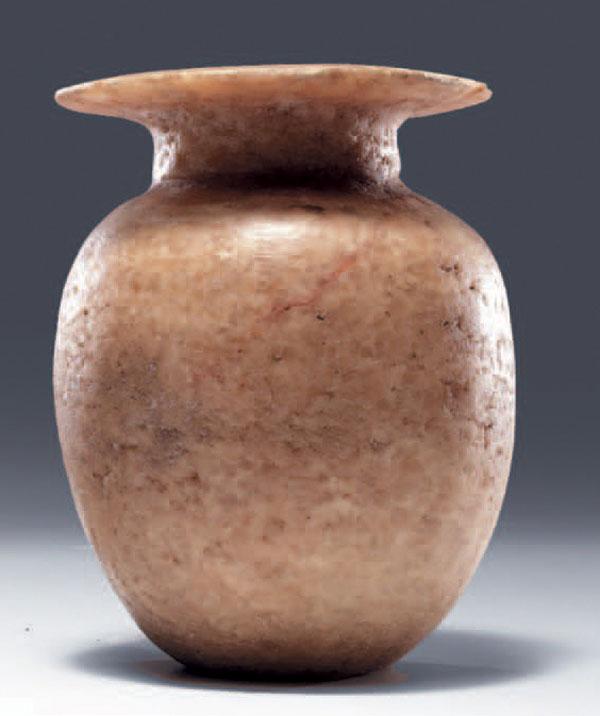 datazione vaso