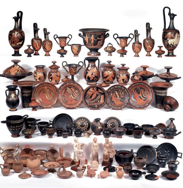 trova fattura il più votato reale diversificato nella confezione Pandolfini - Reperti Archeologici Ottobre 2009: 480 ...