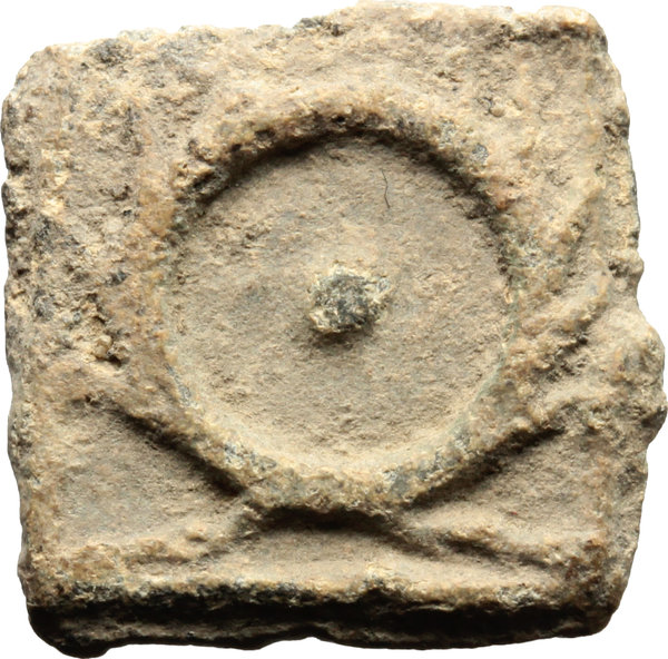 Roman Lead Tesserae