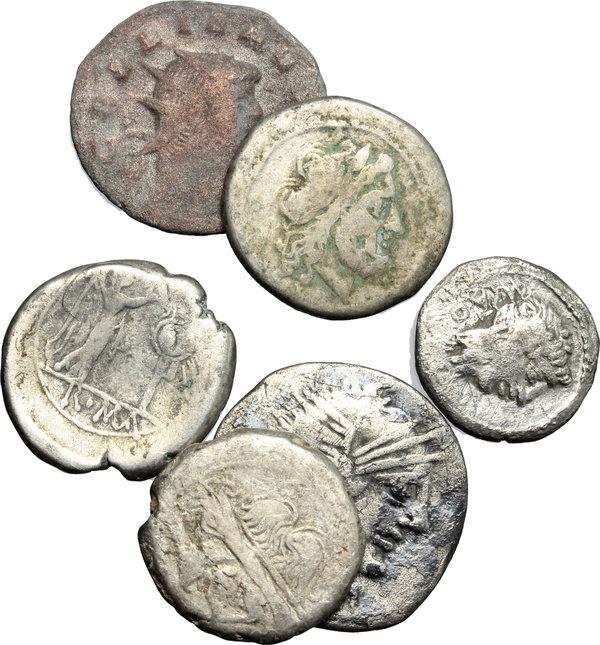 Artemide eLive Auktion 5b - Ancient and World Coins: 601