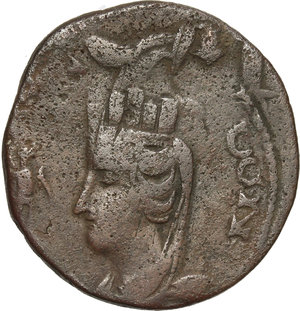 Reverse image of coin 134