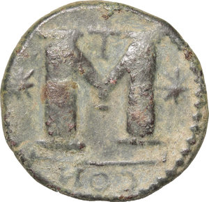 Reverse image of coin 424