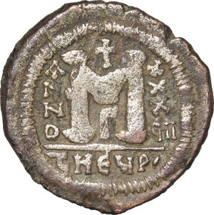 Reverse image of coin 430