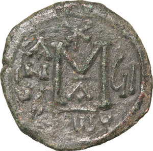 Reverse image of coin 437