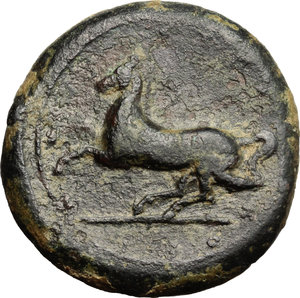 Reverse image of coin 55