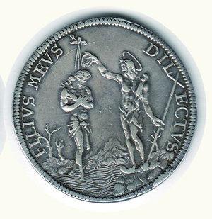 reverse: FIRENZE - Cosimo III - Piastra 1677