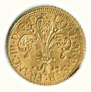 reverse: Firenze - Francesco II di Lorena (1737-1765) - Fiorino 1739