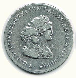 obverse: FIRENZE - Carlo Ludovico - Reggenza - Dena 1805