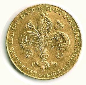 reverse: FIRENZE - Leopoldo II - 80 Fiorini 1827