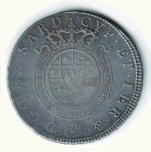 reverse: Carlo Emanuele IV (1796-1802) - 1/2 Scudo 1798