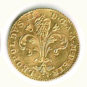 reverse: FIRENZE - Leopoldo II - Zecchino 1832