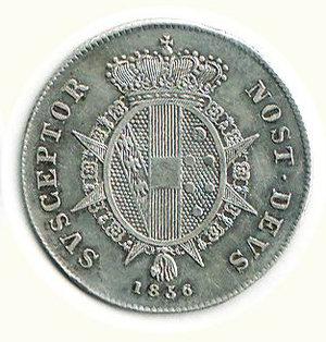 reverse: FIRENZE - Leopoldo II - Paolo 1856