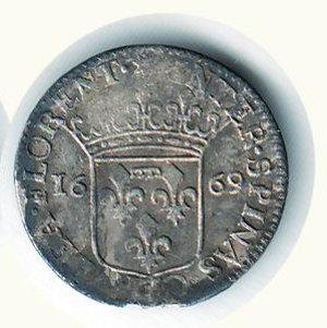 reverse: FOSDINOVO Maria Madd. Centurioni Luigino 1669