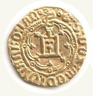 obverse: GENOVA - Galeazzo Maria Sforza (1466-1476) - Genovino