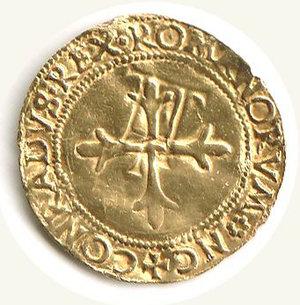 reverse: GENOVA - Antoniotto Adorno (1522-15227) - Scudo d oro del sole