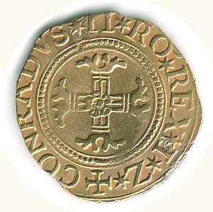 reverse: GENOVA - Dogi Biennali - Due Doppie 1616