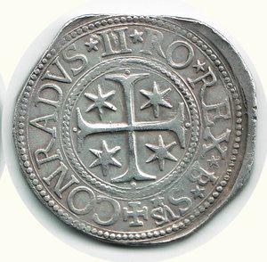 reverse: GENOVA - Dogi Biennali - Scudo al Castello 1634