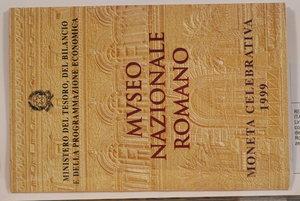 obverse: REPUBBLICA ITALIANA - 2000 Lire 1999