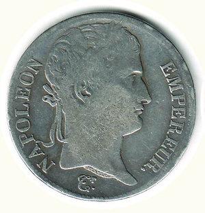 obverse: FRANCIA - Napoleone - 5 Franchi 1813