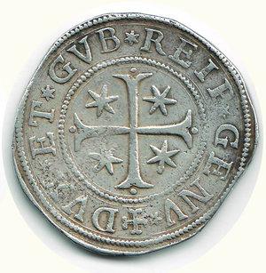 reverse: GENOVA - Scudo stretto 1673